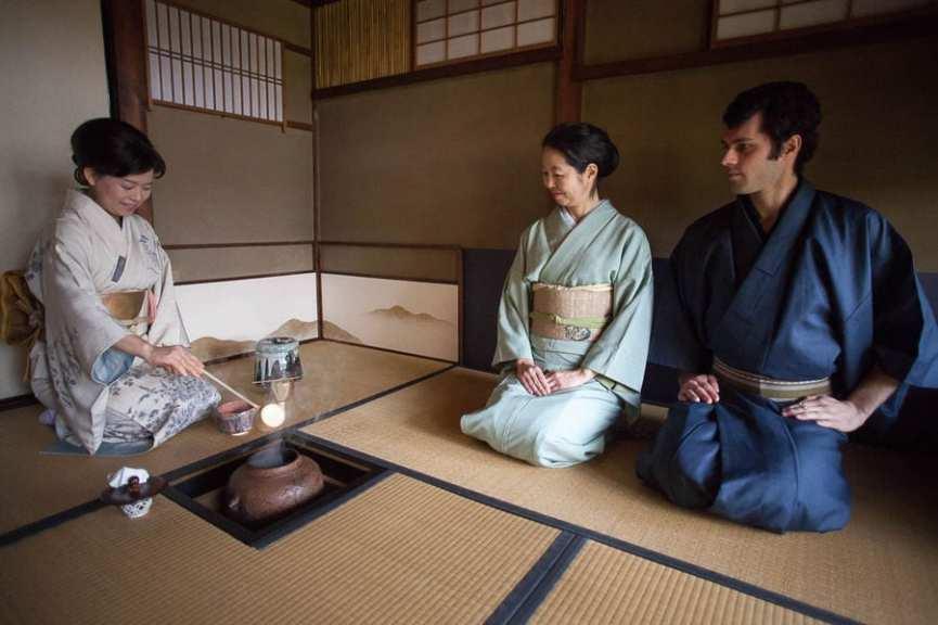日本茶道 Joukeian 浄敬庵
