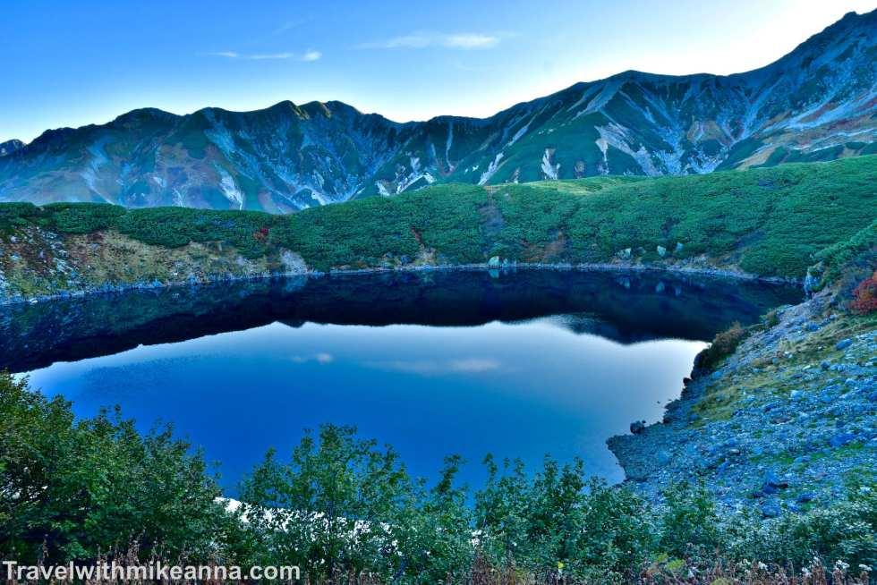 立山 室堂 御庫裏池