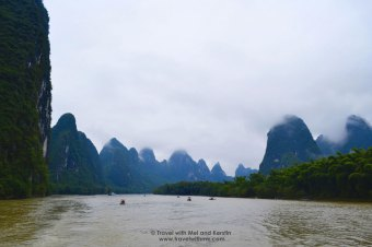The Mysterious Li River Cruise from Guilin to Yangshuo