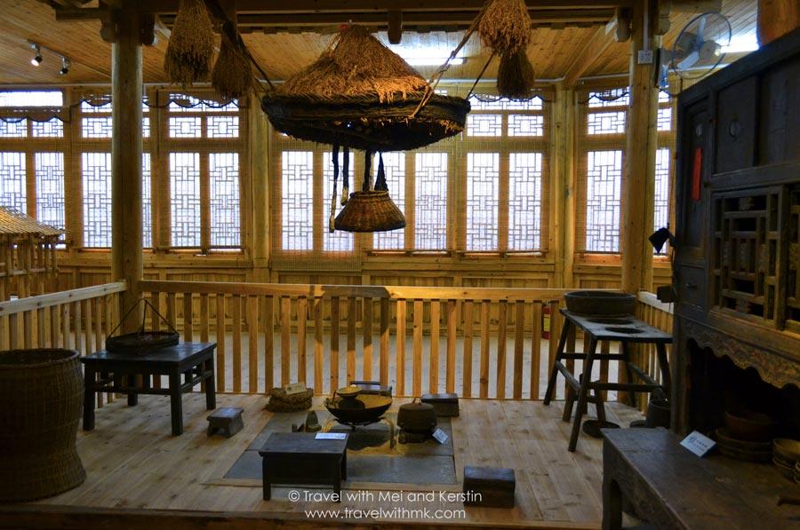 Zhuang Culture Museum, Longsheng, Guanxi, China © Travelwithmk.com