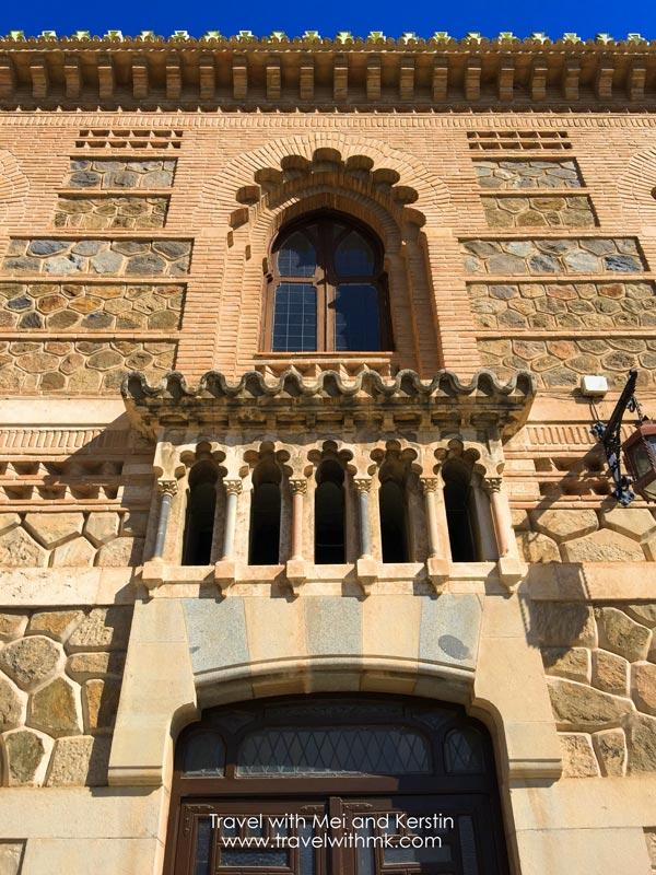 Train station in Toledo, Spain © Travelwithmk.com