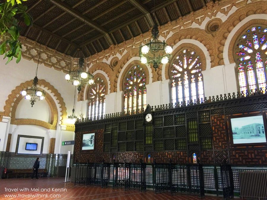 Train station, Toledo, Spain © Travelwithmk.com