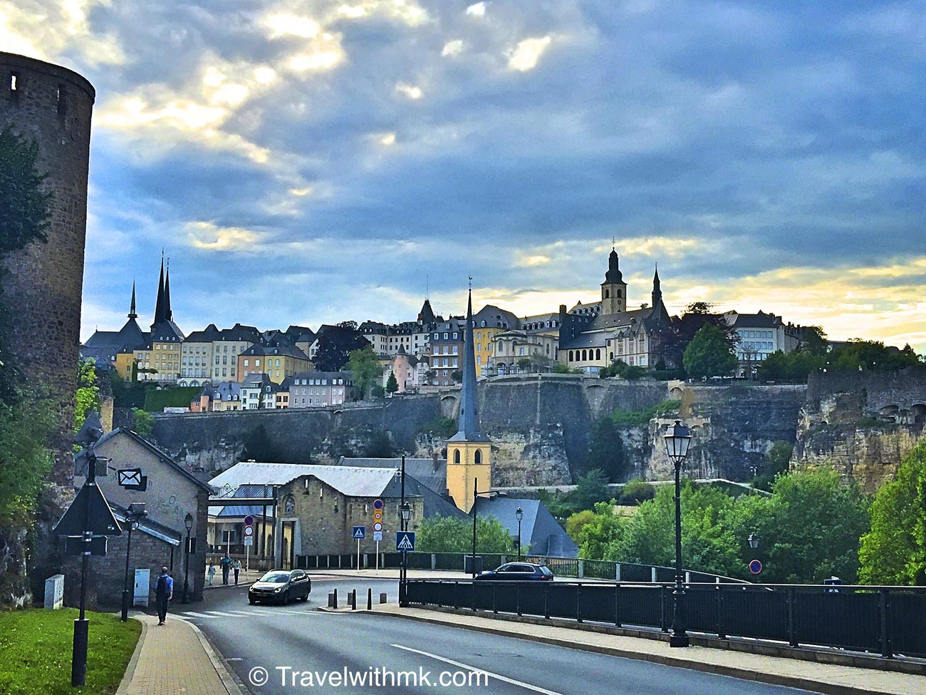 My Luxembourg City – Part I