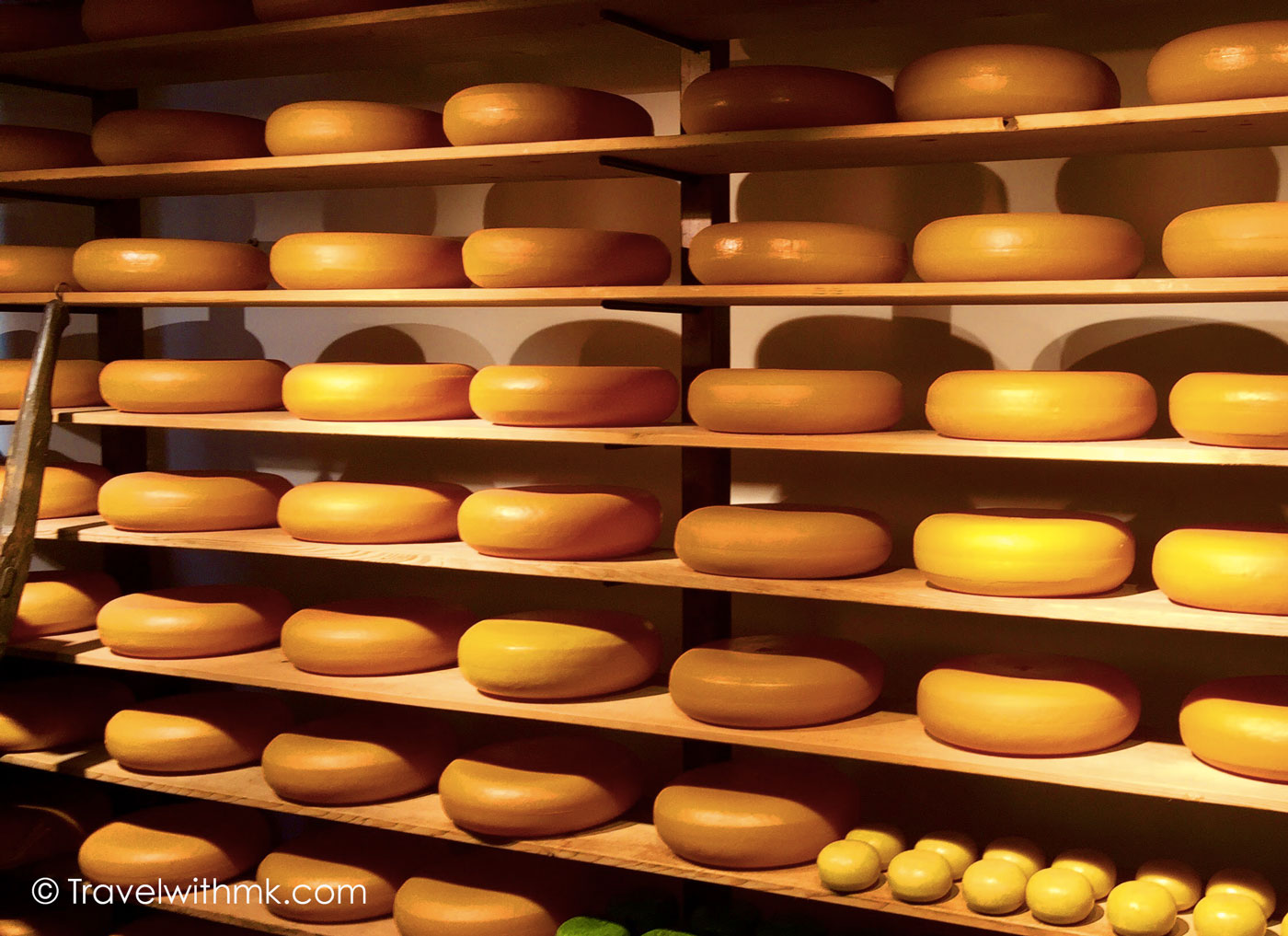 Cheese Tasting in Amsterdam © Travelwithmk.com