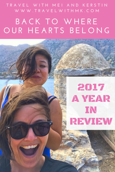 2017 A Year in Review © travelwithmk.com