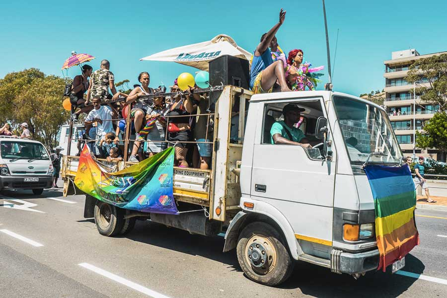 Cape Town Pride © Gabriela Here and There
