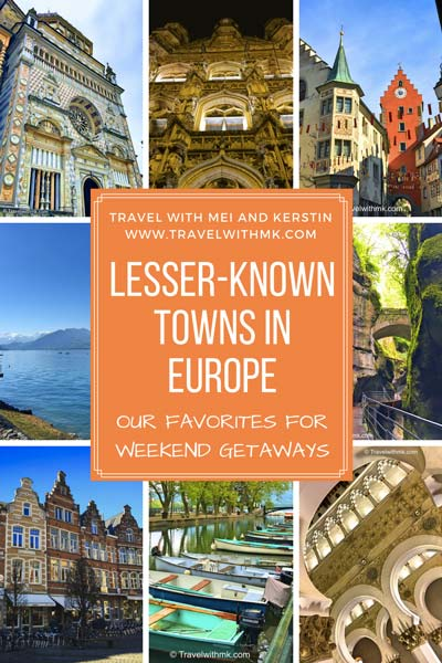 Lesser-known towns in Europe © Travelwithmk