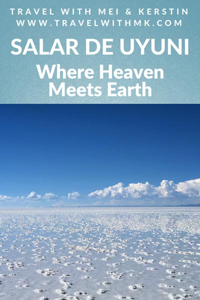 Salar de Uyuni: Where Heaven Meets Earth © Travelwithmk.com