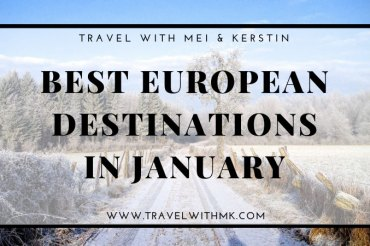 Best European Destinations in January