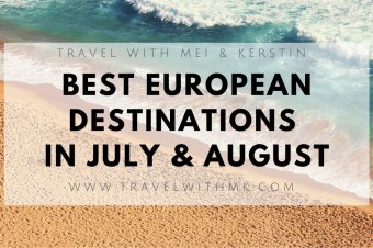 30+ Best European Destinations in Summer