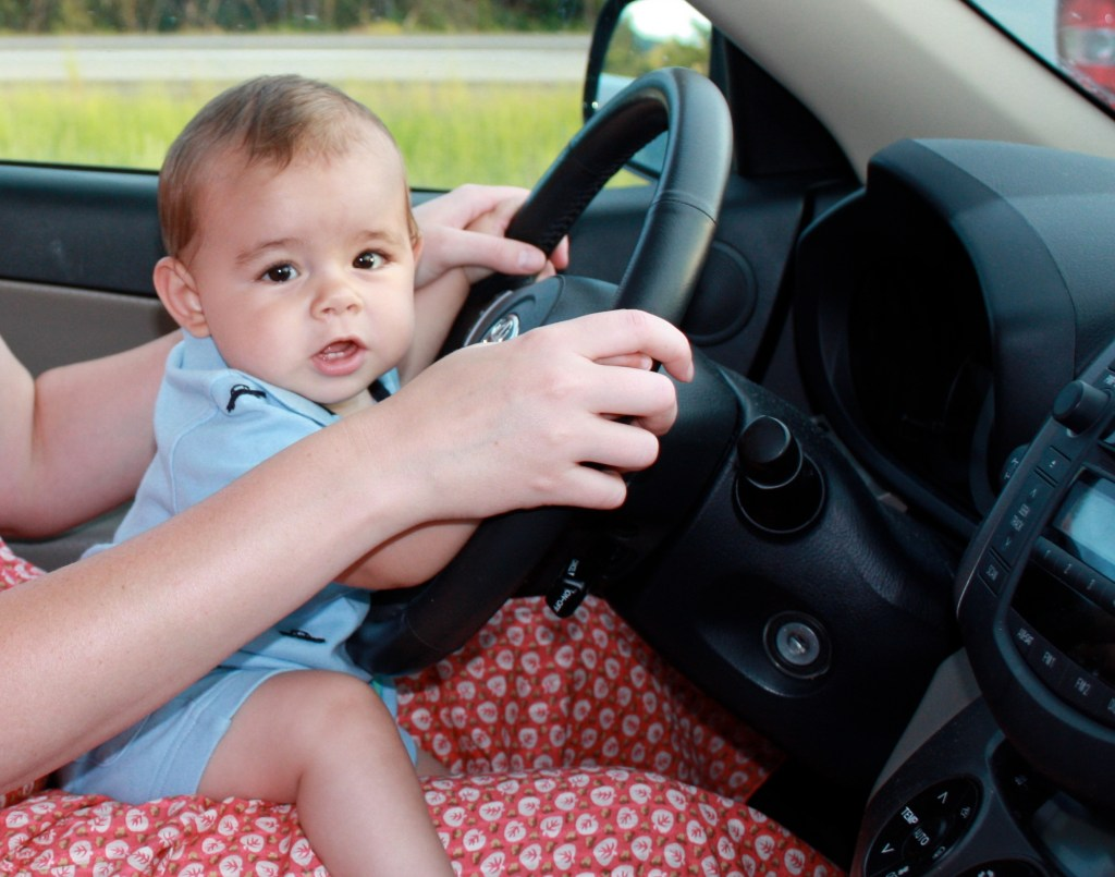 Car seat travel tips