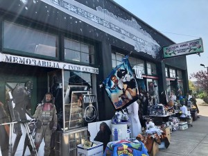 Olympic Peninsula Star Wars Store