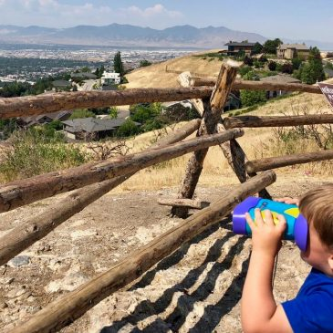 Things to do with Kids in Salt Lake City
