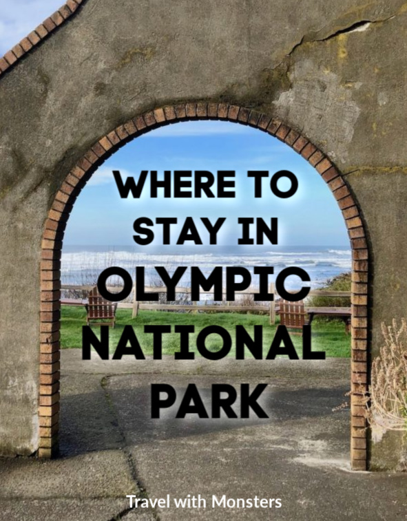 Where to Stay in Olympic National Park