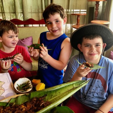 Making Coconut Candy: One of our Favorite Things to Do with Kids in Costa Rica
