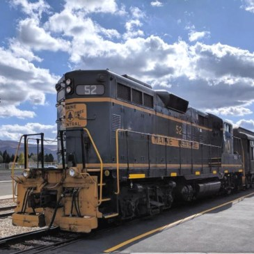 Riding the Heber Valley Railroad