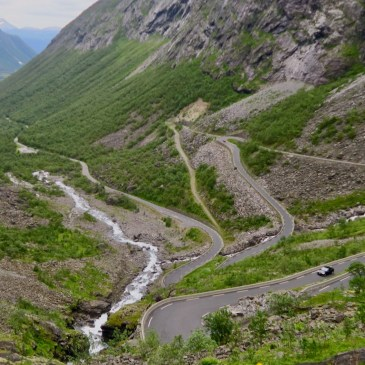 Trollstigen, Norway: Exploring the Troll Road with Kids