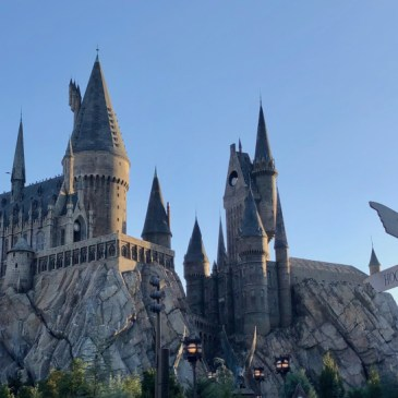 Visiting the Wizarding World of Harry Potter During the Pandemic