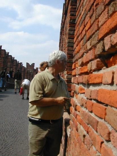 חומת העיר העתיקה של וורונה