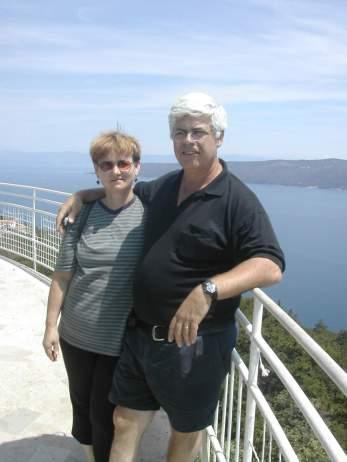 בחצי האי איסטריה בקרואטיה