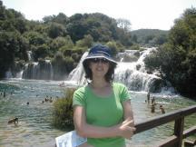 שמורת מפלי קרקא בקרואטיה