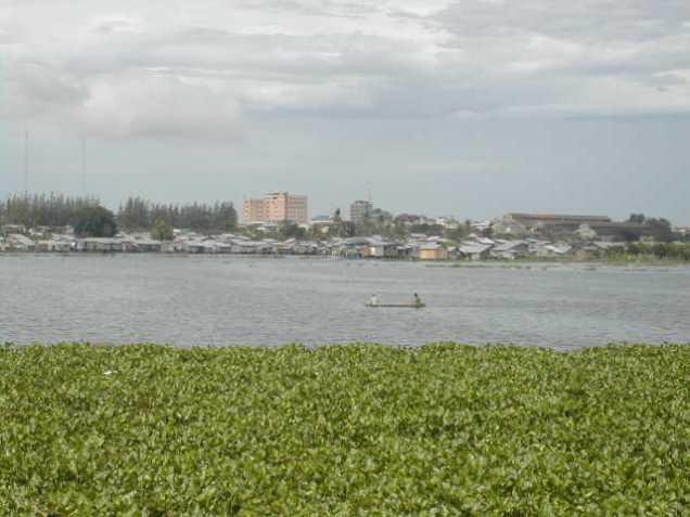 אגם בנג קאק בפנום פן,קמבודיה