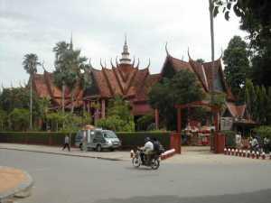 ארמון המלך בפנום פן