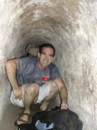 במנהרות קו צ'י בויטנאם