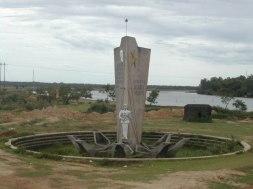 אנדרטה לזכר חיילי הוייטקונג