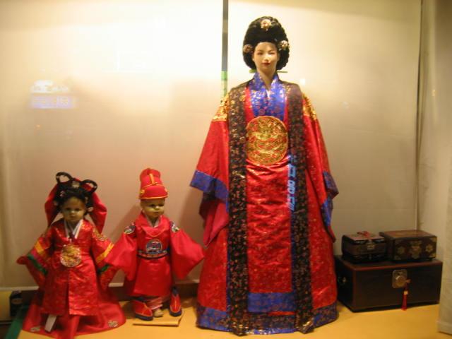 הנבוק - הבגד המסורתי בקוריאה