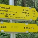 מפלי קרימל, אוסטריה
