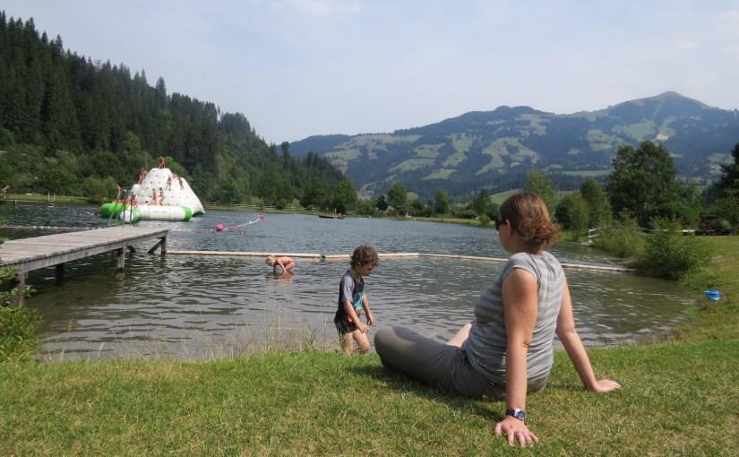 פארק סלבנה, הופטגארטן, אוסטריה