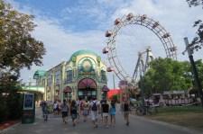 פארק פראטר בוינה