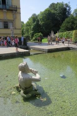 ארמון הולבורן, זלצבורג