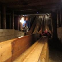 בדרך למכרה המלח בהאלשטאט