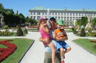 ארמון מיראבל, זלצבורג
