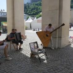 זאלצבורג - העיר העתיקה