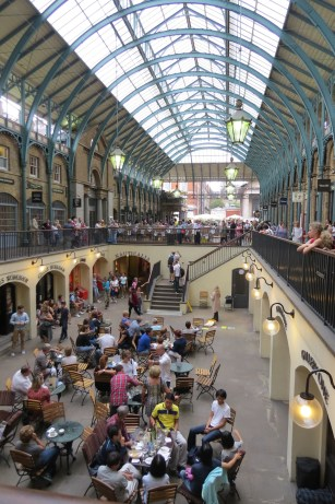 אטרקציות בלונדון: קובנט גארדן