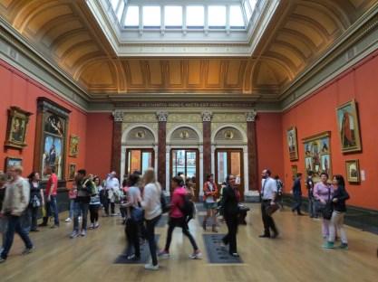 מה לעשות בלונדון? הגלריה הלאומית