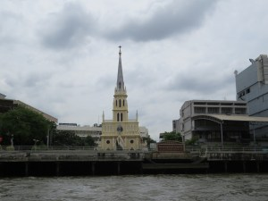 שייט על נהר צ`או פריה