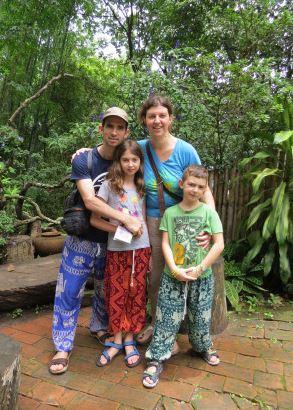טיול משפחתי בתאילנד