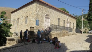 בית הכנסת הראשון בראש פינה