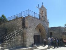הכנסיה המרונית בברעם