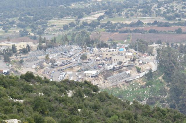 מתחם קבר רבי שמעון בר יוחאי