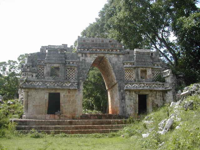 עתיקות המאיה בסאיל
