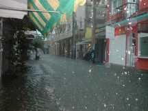 הוריקן קלודט באיסלה מוחרס