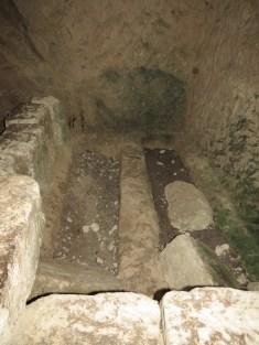 קברו של יהודה הנשיא בבית שערים