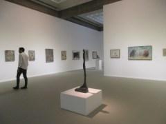 תערוכת הקבע של האמנות המודרנית במוזיאון תל אביב