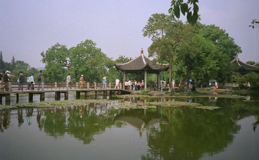 מסלול טיול בן חודש וחצי בסין