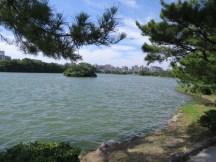פארק אוהורי בפוקואוקה, יפן